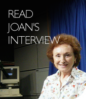 Read Joan's Interview